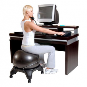 Posture Kneeling Chair kneeling chair vs yoga ball - which ergonomic solution is right